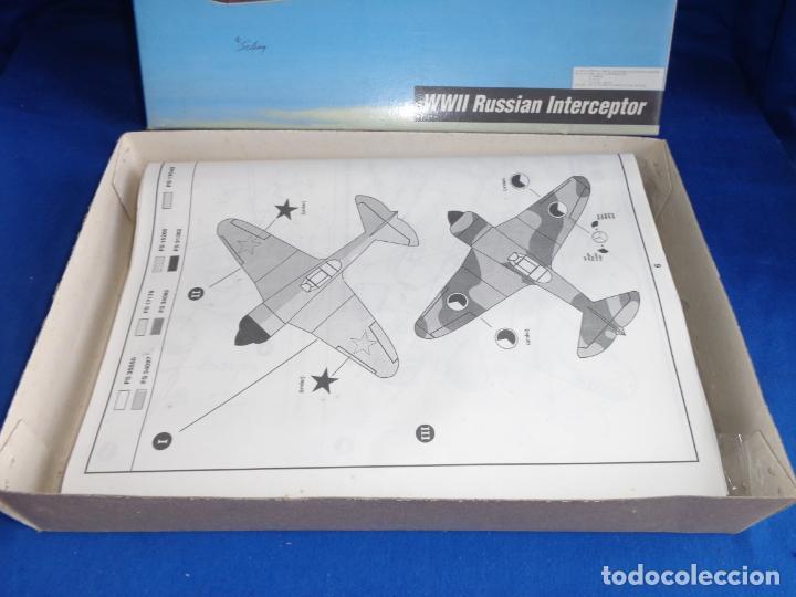 Maquetas: HOBBY CRAFT- MAQUETA AVION La-7 WWII RUSSIAN INTERCEPTOR ESCALA 1:48 VER FOTOS! SM - Foto 16 - 254632195