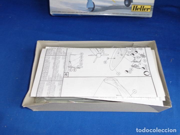 Maquetas: HELLER - MAQUETA AVION HAWKER TEMPEST MKV ESCALA 1:72 VER FOTOS! SM - Foto 13 - 254638730