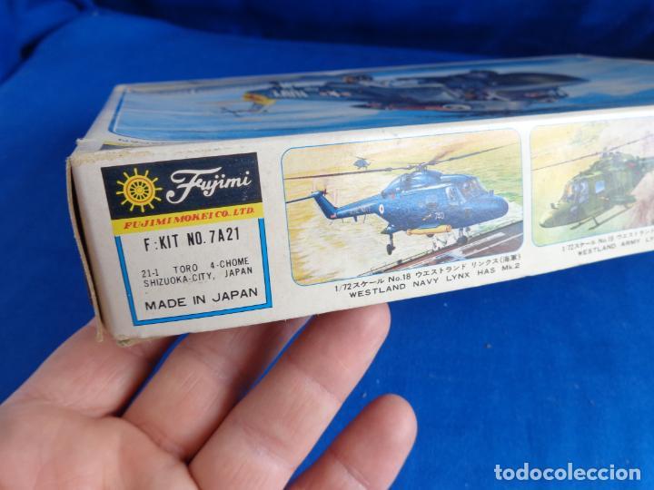 Maquetas: FUJIMI - MAQUETA AVION KAMAN YSH-2E LAMPS MK.2 ESCALA 1:72 VER FOTOS! SM - Foto 4 - 254641100