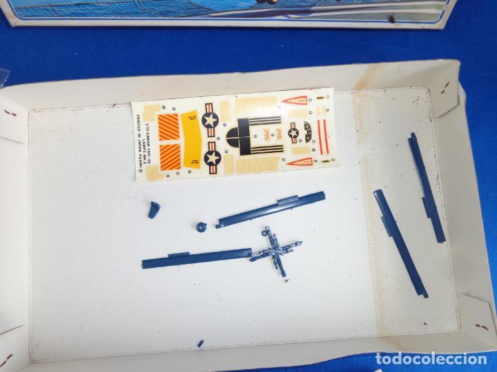 Maquetas: FUJIMI - MAQUETA AVION KAMAN YSH-2E LAMPS MK.2 ESCALA 1:72 VER FOTOS! SM - Foto 10 - 254641100