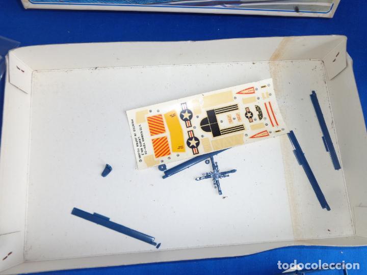 Maquetas: FUJIMI - MAQUETA AVION KAMAN YSH-2E LAMPS MK.2 ESCALA 1:72 VER FOTOS! SM - Foto 11 - 254641100
