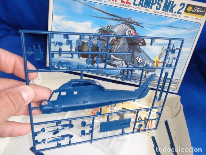 Maquetas: FUJIMI - MAQUETA AVION KAMAN YSH-2E LAMPS MK.2 ESCALA 1:72 VER FOTOS! SM - Foto 13 - 254641100