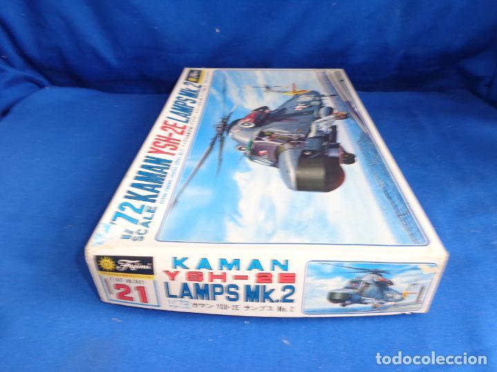 Maquetas: FUJIMI - MAQUETA AVION KAMAN YSH-2E LAMPS MK.2 ESCALA 1:72 VER FOTOS! SM - Foto 21 - 254641100