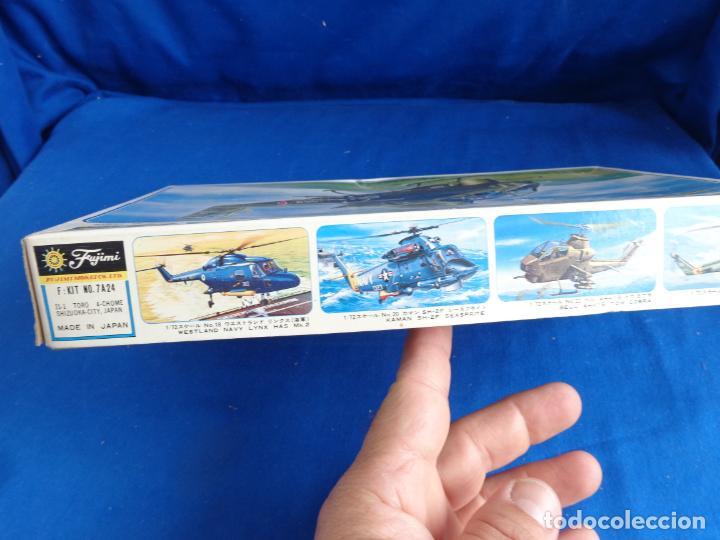 Maquetas: FUJIMI - MAQUETA AVION BELL AH-1S COBRA ESCALA 1:72 VER FOTOS! SM - Foto 4 - 254641335