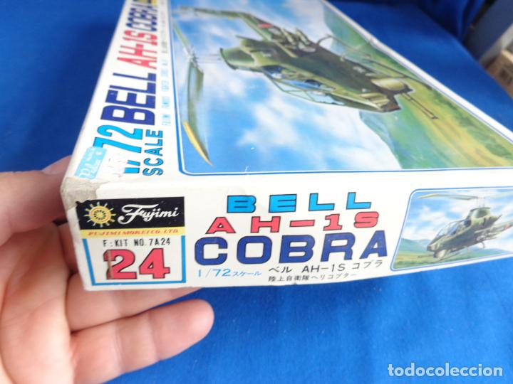 Maquetas: FUJIMI - MAQUETA AVION BELL AH-1S COBRA ESCALA 1:72 VER FOTOS! SM - Foto 5 - 254641335