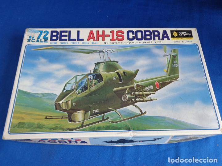 Maquetas: FUJIMI - MAQUETA AVION BELL AH-1S COBRA ESCALA 1:72 VER FOTOS! SM - Foto 6 - 254641335