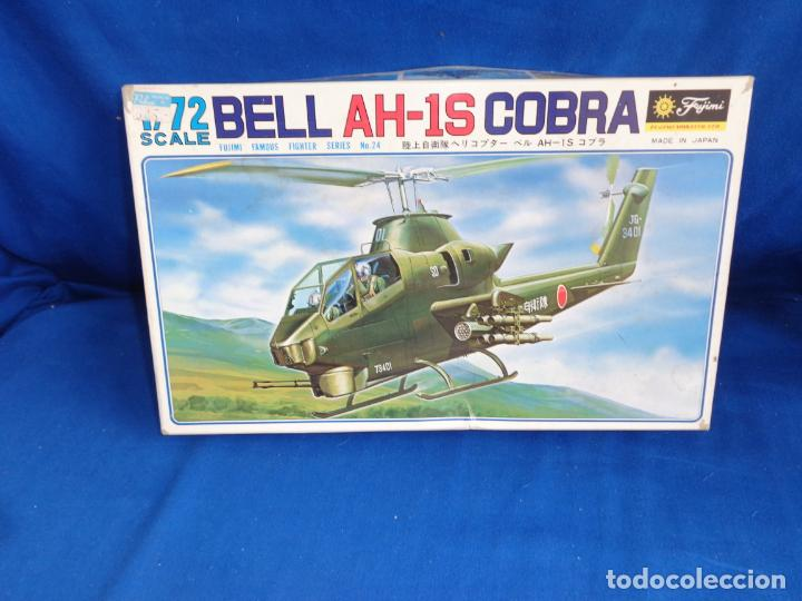 Maquetas: FUJIMI - MAQUETA AVION BELL AH-1S COBRA ESCALA 1:72 VER FOTOS! SM - Foto 14 - 254641335