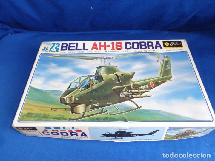 Maquetas: FUJIMI - MAQUETA AVION BELL AH-1S COBRA ESCALA 1:72 VER FOTOS! SM - Foto 15 - 254641335