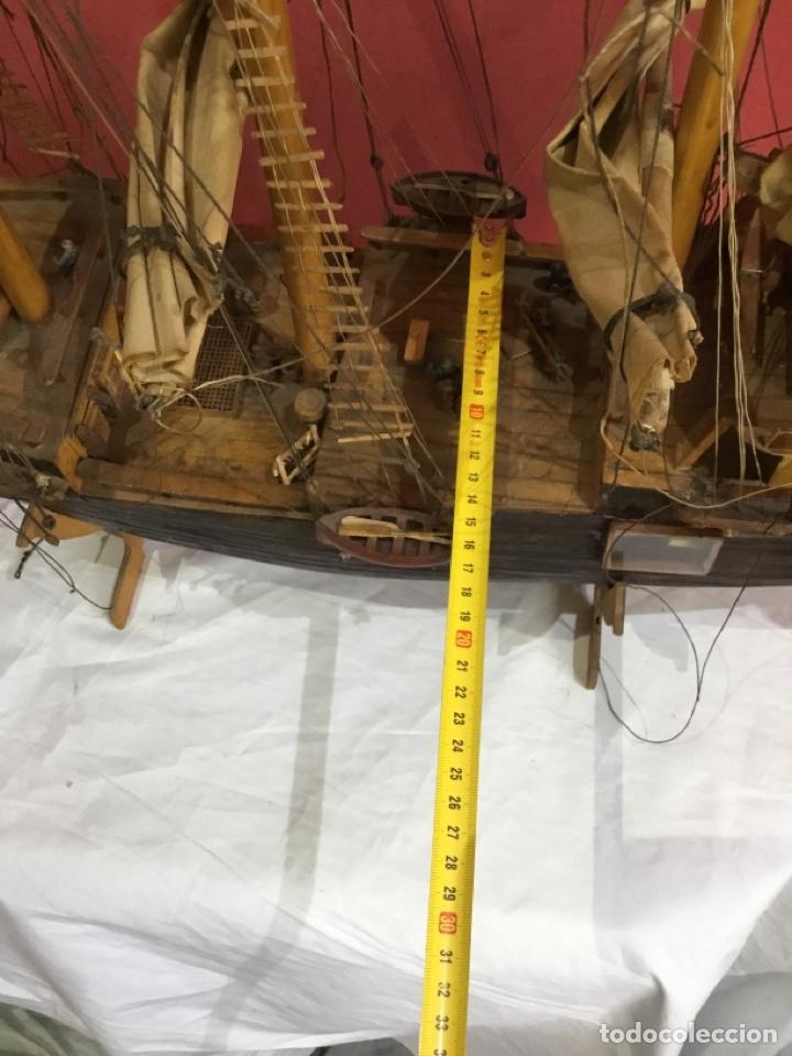Maquetas: Antigua maqueta de madera.ver las imágenes - Foto 7 - 254688275