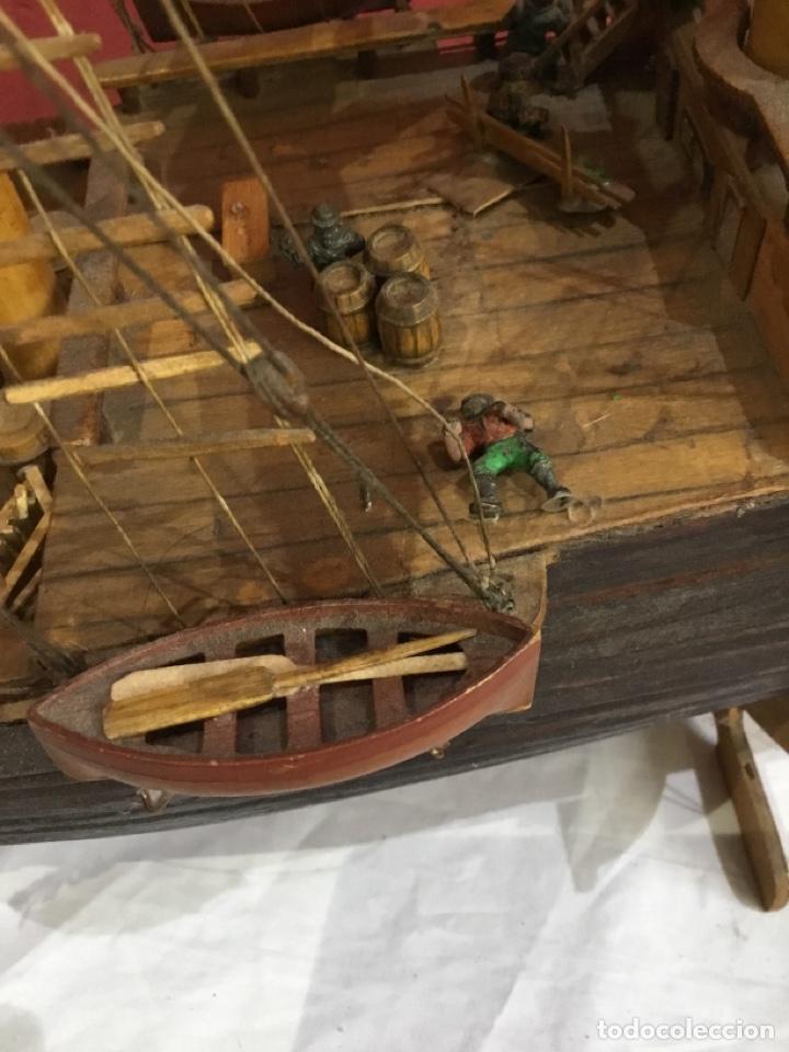 Maquetas: Antigua maqueta de madera.ver las imágenes - Foto 8 - 254688275