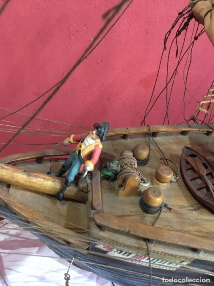 Maquetas: Antigua maqueta de madera.ver las imágenes - Foto 9 - 254688275