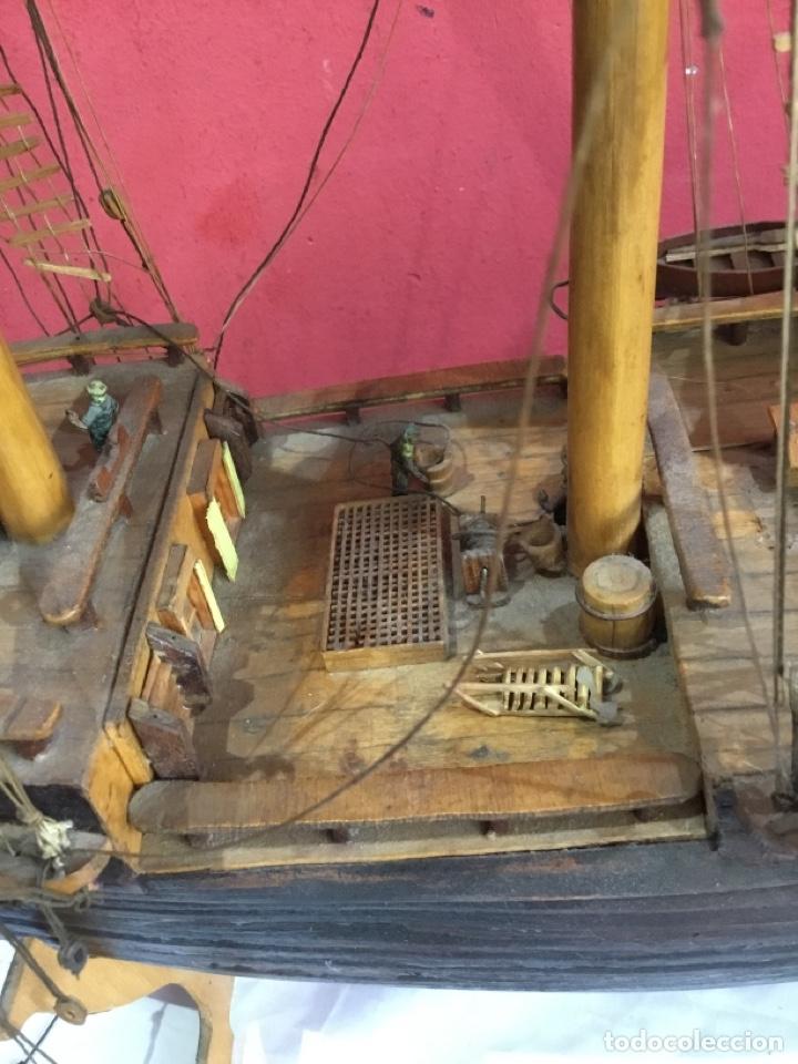 Maquetas: Antigua maqueta de madera.ver las imágenes - Foto 10 - 254688275