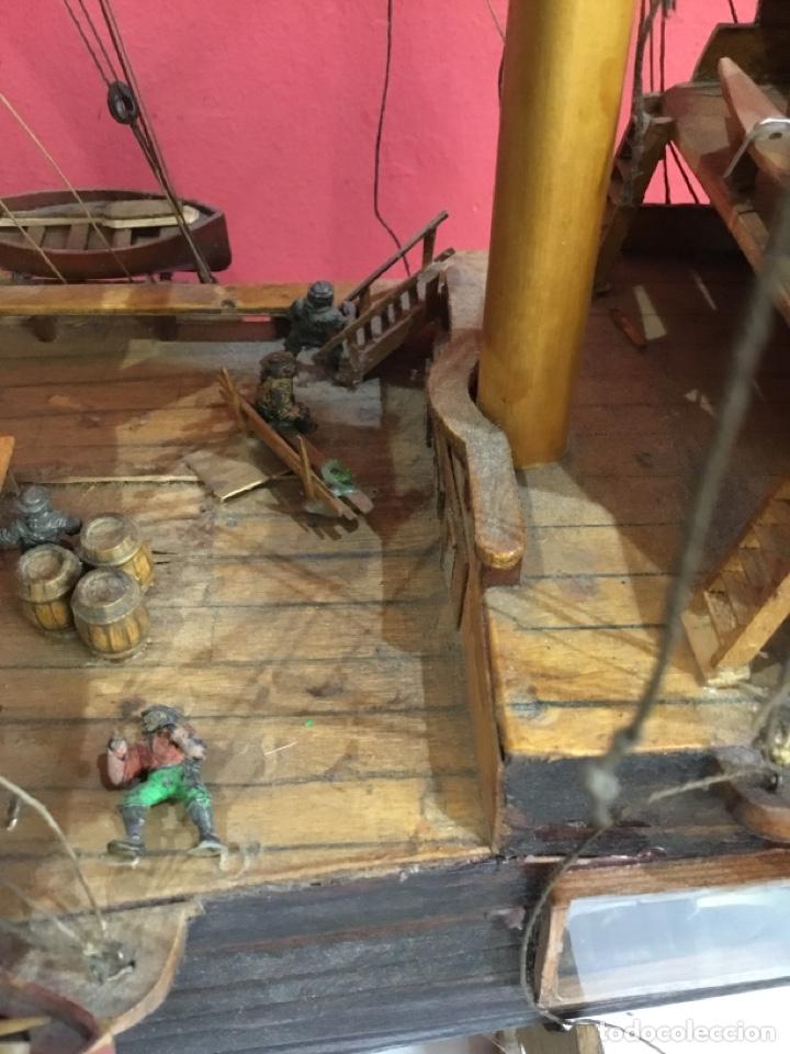 Maquetas: Antigua maqueta de madera.ver las imágenes - Foto 11 - 254688275
