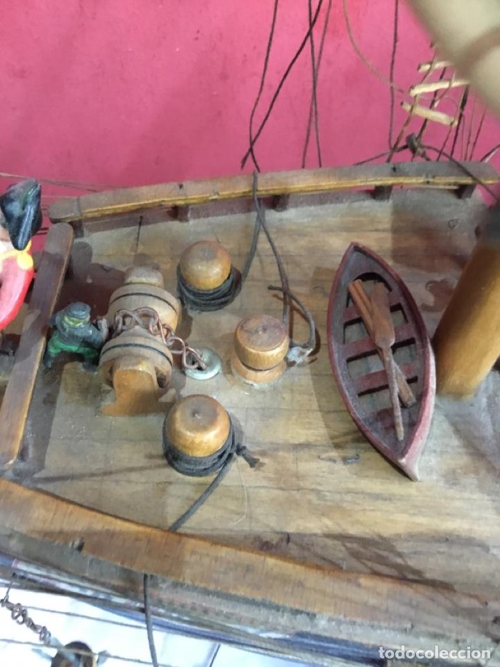 Maquetas: Antigua maqueta de madera.ver las imágenes - Foto 14 - 254688275