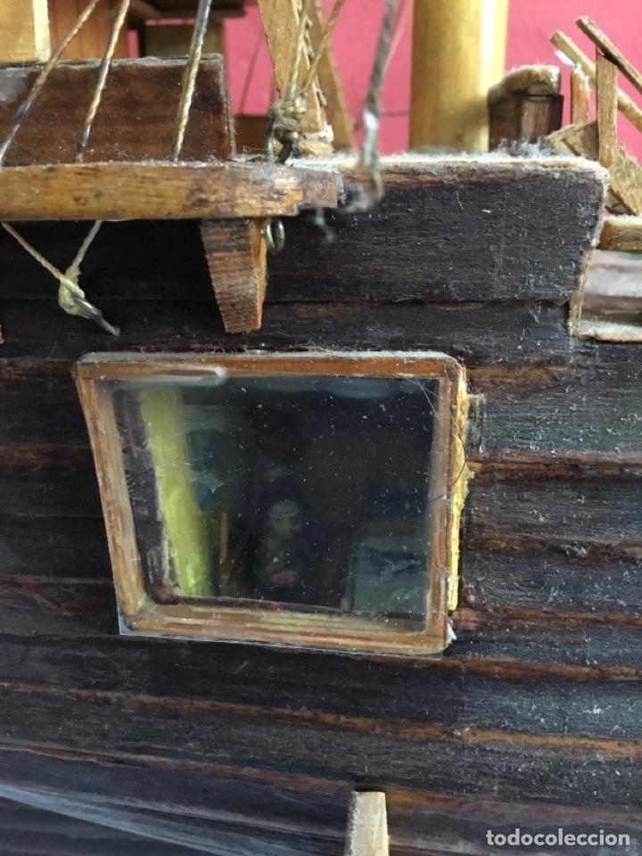 Maquetas: Antigua maqueta de madera.ver las imágenes - Foto 19 - 254688275