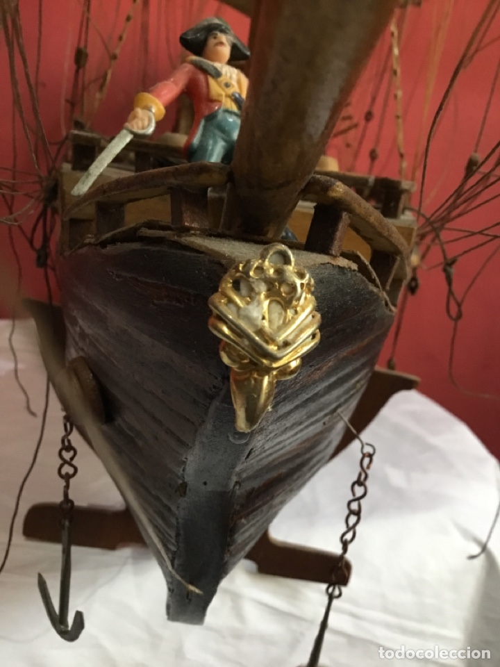Maquetas: Antigua maqueta de madera.ver las imágenes - Foto 20 - 254688275