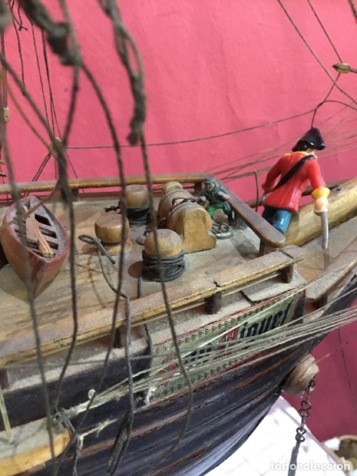 Maquetas: Antigua maqueta de madera.ver las imágenes - Foto 24 - 254688275