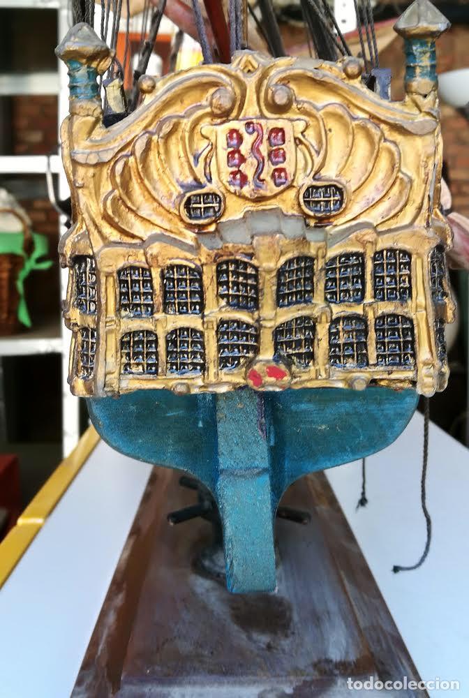 Maquetas: TEMERAIRE - maqueta madera barco 1664 - Foto 3 - 254703675