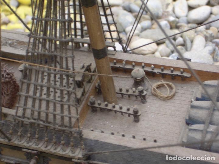 Maquetas: TEMERAIRE - maqueta madera barco 1664 - Foto 7 - 254703675