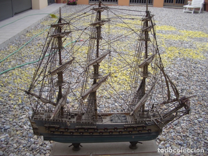 TEMERAIRE - MAQUETA MADERA BARCO 1664 (Juguetes - Modelismo y Radiocontrol - Maquetas - Barcos)