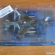 Maquetas: SALVAT: AVIONES DE COMBATE: MAQUETA AVION F-4F PANTHOM II JAGDGESCHWADER 71 RICHTOFFEN ( ALEMANIA ). Lote 254942860