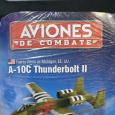 Maquetas: AVIONES DE COMBATE . A-10C THUNDERBOLT II. Lote 255455090