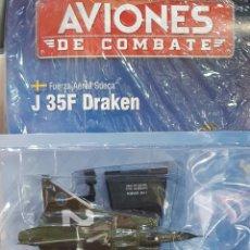 Maquetas: AVIONES DE COMBATE . J 35F DRAKEN. Lote 255456890