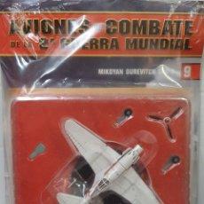 Maquetas: AVIONES DE COMBATE WW2. SEGUNDA GUERRA MUNDIAL. MIKOYAN GUREVITCH MIG-3. Lote 255458485