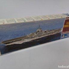Maquettes: ITALERI USS FORRESTAL. 1:72. NÚMERO 510. Lote 255516185