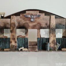 Maquetas: NAZI FACTORY RUIN BUILDING, 7 CM COLECCIONABLES 1/35. Lote 255974060