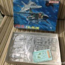 Maquetas: MAQUETA AVION PLASTICO DE LOS AÑOS 1990. Lote 256066015
