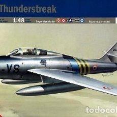 Maquettes: ITALERI 2682 # F-84F 'THUNDERSTREAK' 1:48. Lote 230255290