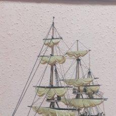 Maquetas: FANTASTICA MAQUETA USS CONSTITUTION. Lote 257898485