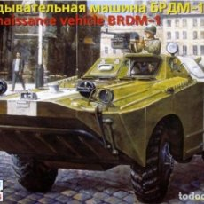 Maquettes: EASTERN EXPRESS 35161 # BRDM-1 RUSSIAN ARMORED RECONNAISSANCE / PATROL VEHICLE 1/35. Lote 255541170