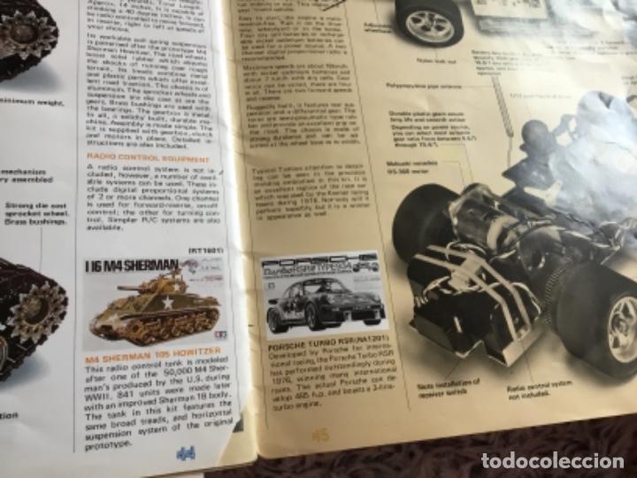 Maquetas: Catalogo tamiya 1977 - Foto 8 - 258109015