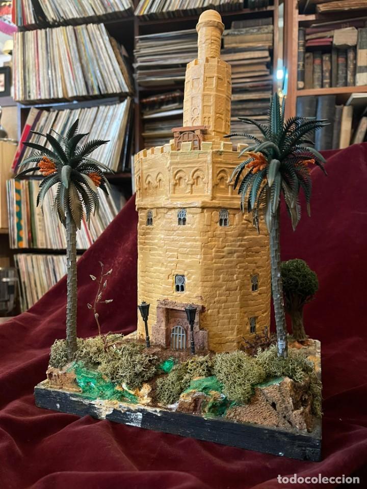 Maquetas: Torre del Oro - Foto 2 - 258989495