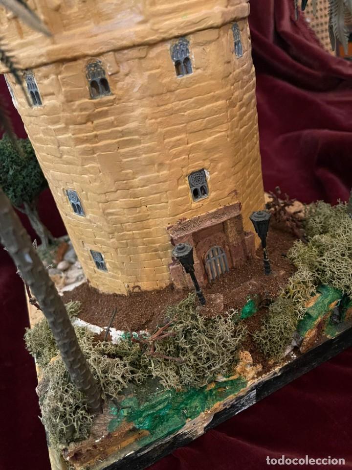 Maquetas: Torre del Oro - Foto 3 - 258989495