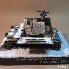 Maquetas: DIORAMA MAQUETA -PANZER IV MOBELWAGEN-POLONIA 1944. Lote 259329830