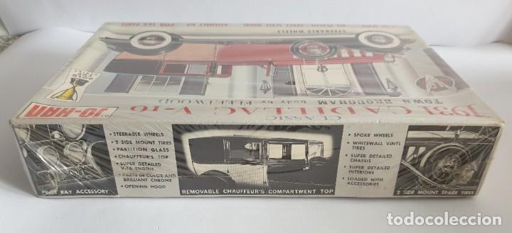 Maquetas: Maqueta antigua modelismo 1931 Cadillac V-16 Town Brougham nuevo - Foto 4 - 259864860