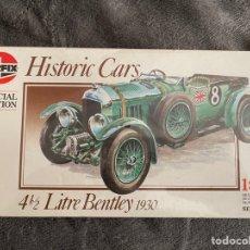 Maquettes: BENTLEY 4 1/2 LITRE 1930 1:32 AIRFIX 02446 MAQUETA COCHE HISTORIC SLOT CARS SCALEXTRIC. Lote 260774025