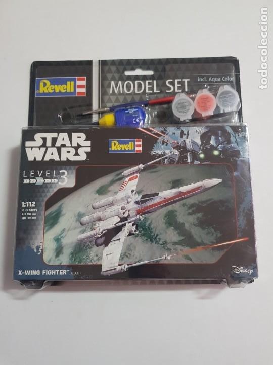 STAR WARS MODEL SET REVELL ESTADO NUEVO (Juguetes - Modelismo y Radiocontrol - Maquetas - Otras Maquetas)