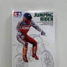 Maquetas: TAMIYA - JUMPING RIDER 1/12 14027. Lote 261144570