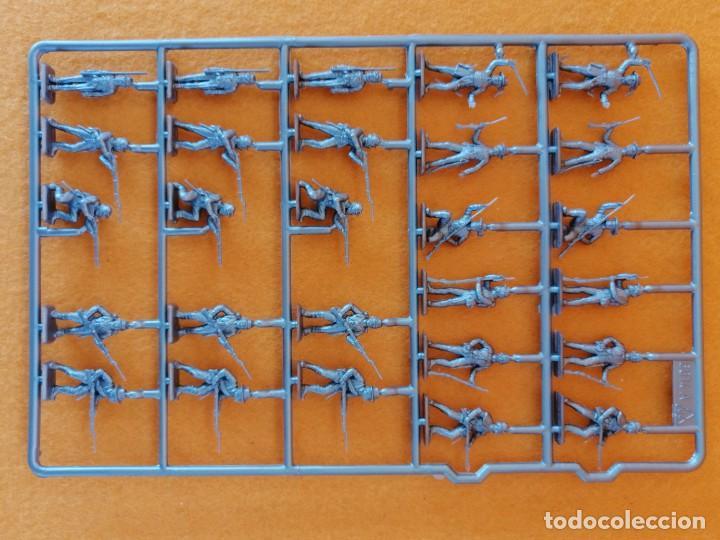 Maquetas: SOLDADITOS DE LA MARCA ITALERI ESCALA 1:72 -INFANTERIA CONFEDERADA - Foto 11 - 261280705
