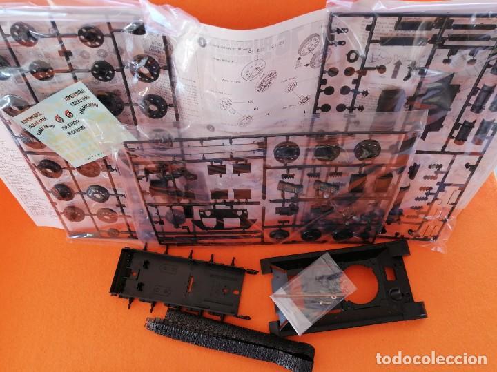 Maquetas: TANQUE RUSO T34/76 MARCA TAMIYA ESCALA 1/35 - Foto 13 - 261284315