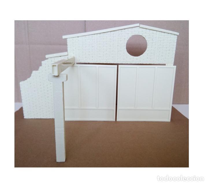 Maquetas: WWII FACTORIA/TALLER/GARAJE 1/35 RESINA 10 PIEZAS BUILDING RUINS - Foto 2 - 261288950