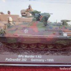 Maquetas: ALTAYA: CARROS DE COMBATE 1/72 - SPZ MARDER 1 A2 PZ GRENBTL 292 GERMANY-1990. Lote 261632220