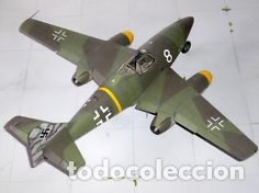 Maquetas: MESSERSCHMITT Me-262A-1a JV44 Galland 1:72 HASEGAWA 02875 maqueta avion - Foto 6 - 261922980