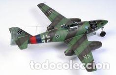 Maquetas: MESSERSCHMITT Me-262A-1a JV44 Galland 1:72 HASEGAWA 02875 maqueta avion - Foto 7 - 261922980