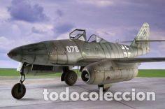 Maquetas: MESSERSCHMITT Me-262A-1a JV44 Galland 1:72 HASEGAWA 02875 maqueta avion - Foto 8 - 261922980