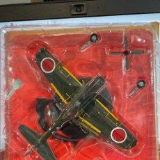 Maquetas: AVION DE COMBATE NAKAJIMA KI-84 HAYATE FRANK JAPAN EN BLISTER. Lote 262518320